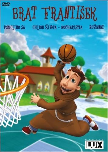 DVD - Brat František (anim.)