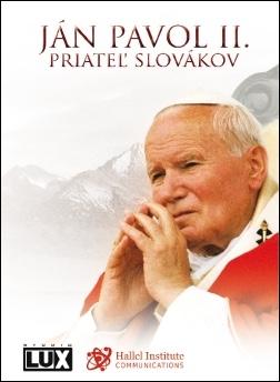 DVD - Ján Pavol II. Priateľ slovákov