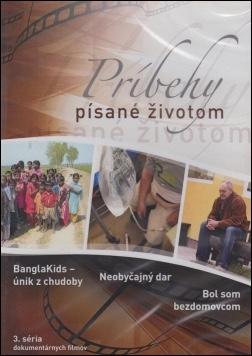 DVD - Príbehy písané životom 3.