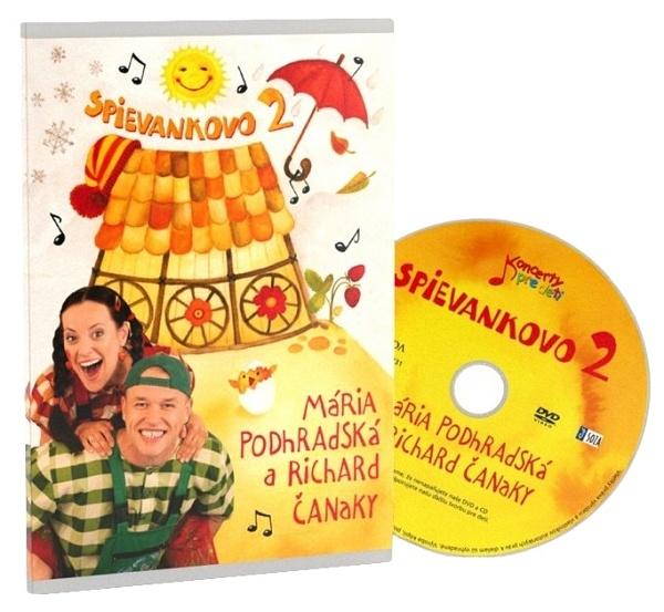 DVD - Spievankovo 2