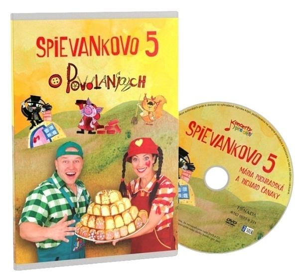 2DVD - Spievankovo 5