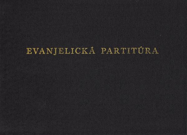 Evanjelická partitúra