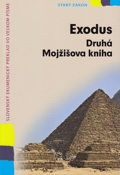 Exodus, Druhá Mojžišova kniha
