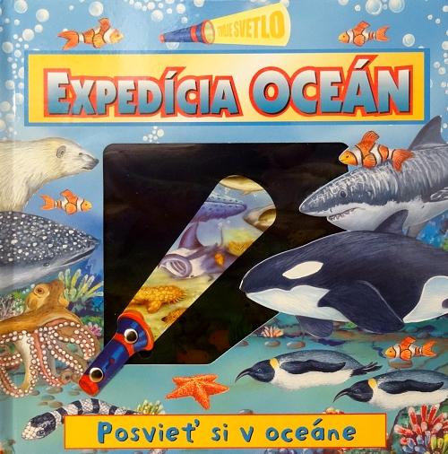 Expedícia oceán