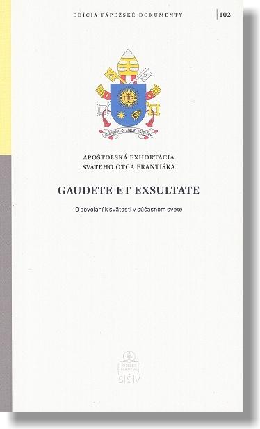 Gaudete et exsultate / PD. 102
