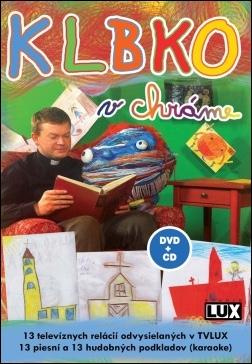 CD + DVD - Klbko v chráme