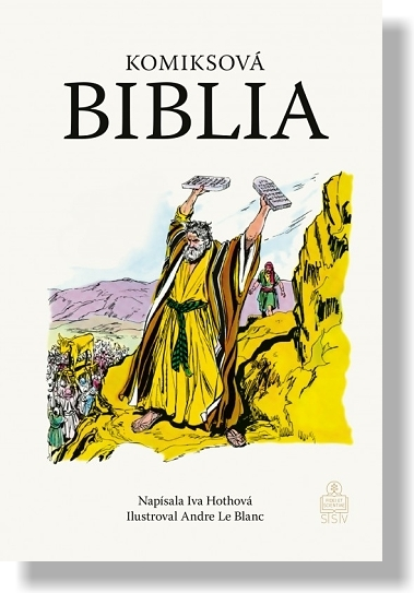Komiksová BIBLIA (2019)