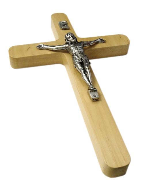 Kríž drev. (KDV01) veľký - bledý