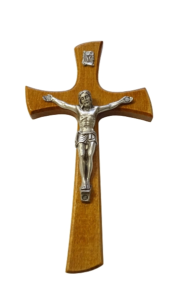 Kríž drev. (KVZ014) - hnedý