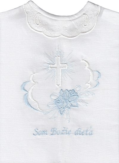 Krstová košieľka (9M)