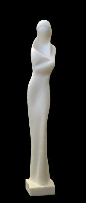 Madona moderná (829) alabaster
