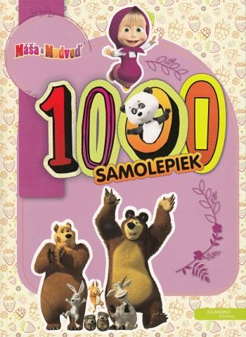 Máša a Medveď: 1000 samolepiek