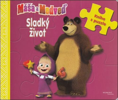 Máša a Medveď: Sladký život
