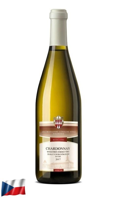 Mešní víno: Chardonnay 2017