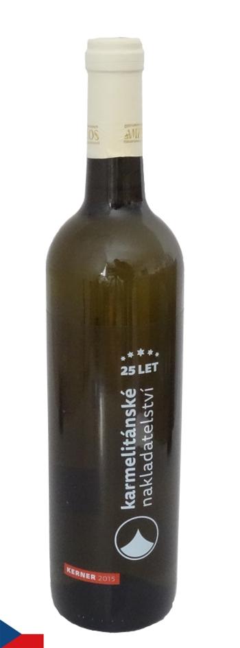 Mešní víno: Kerner 2015