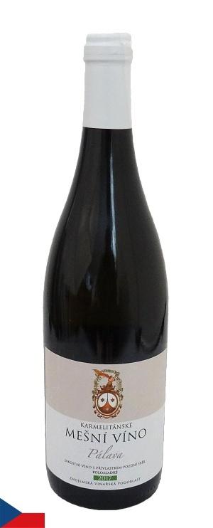 Mešní víno: Pálava 2017