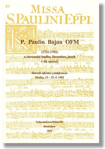 P. Paulín Bajan OFM (1721-1792)
