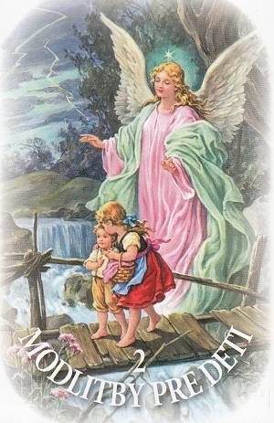 Modlitby pre deti 2 - skladačka