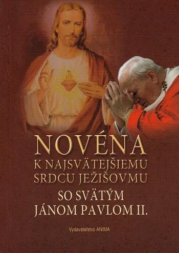 Novéna k Najsvätejšiemu Srdcu Ježišovmu so svätým Jánom Pavlom II.