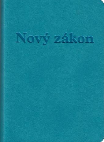 Nový zákon a Žalmy / DK - tyrkysová