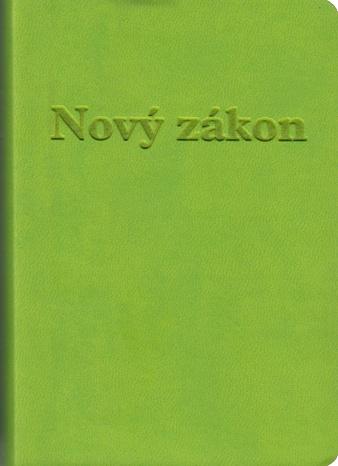 Nový zákon a Žalmy / DK - zelená obálka