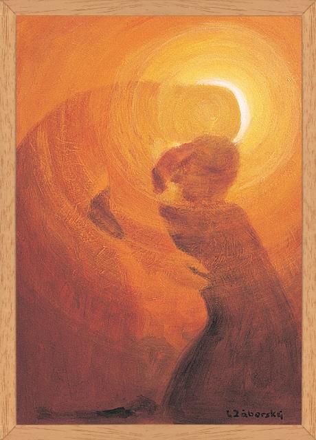 Obraz: Návrat človeka k Bohu (40x30)