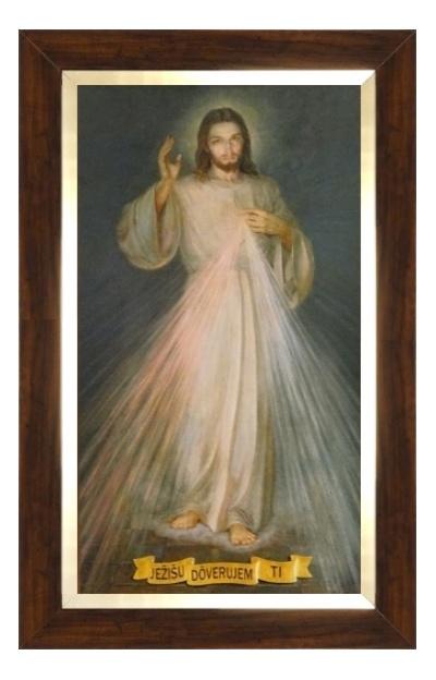 Obraz na plátne (15036) Božie milosrdenstvo