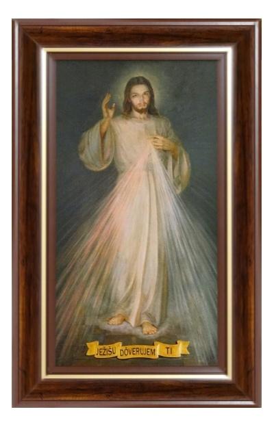 Obraz na plátne (15039) Božie milosrdenstvo