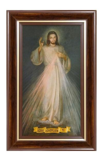 Obraz na plátne (15074) Božie milosrdenstvo