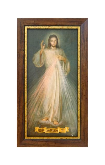 Obraz na plátne (MAJ 01) A Božie milosrdenstvo