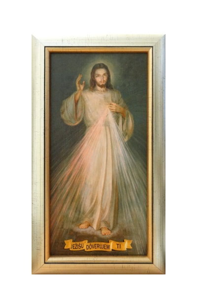 Obraz na plátne (MAJ 01) C Božie milosrdenstvo