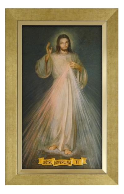 Obraz na plátne (15052) Božie milosrdenstvo