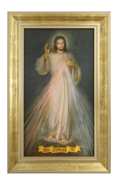 Obraz na plátne (15098) Božie milosrdenstvo
