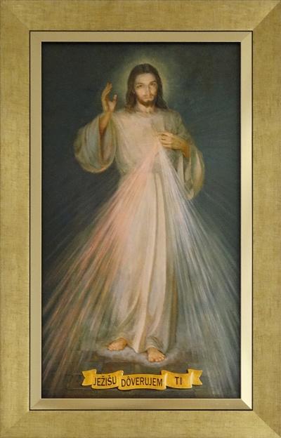 Obraz na plátne (15156) Božie milosrdenstvo