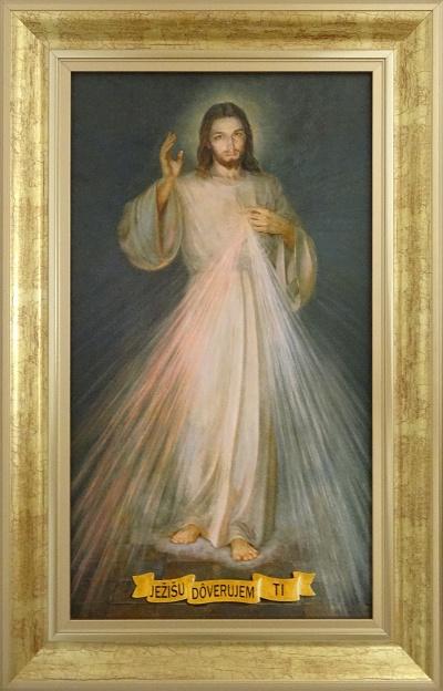 Obraz na plátne (15158) Božie milosrdenstvo