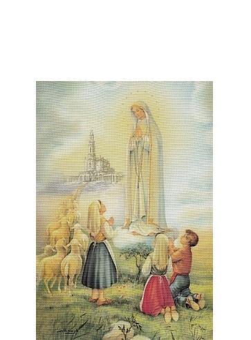 Obraz na plátne (OPZ002) - Fatima (26x18)