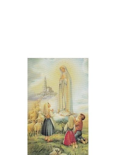 Obraz na plátne (OPZ003) - Fatima (18x11)