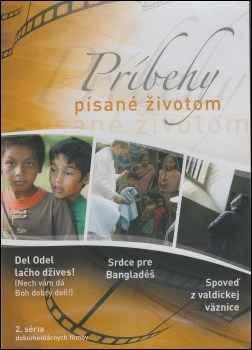 DVD - Príbehy písané životom 2.