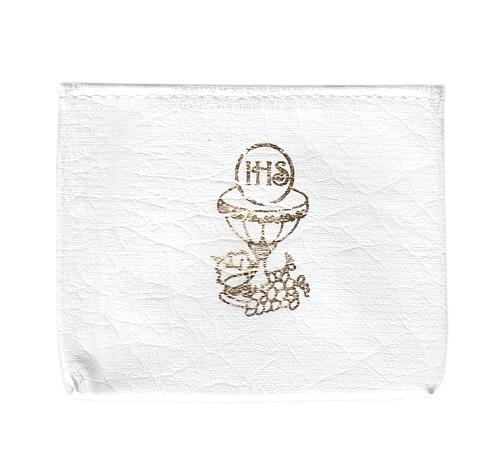 Púzdro na ruženec suchý zips (KRZ007-04) - biele