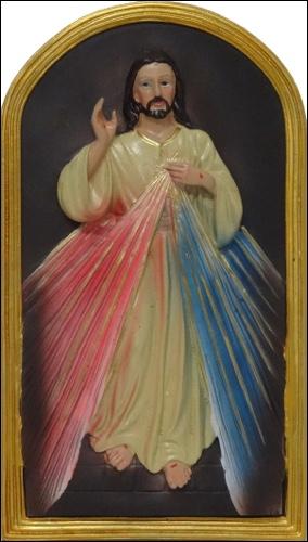 Relief 3D Božie milosrdenstvo (JS92258A)