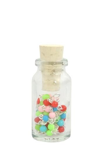Ruženec vo fľaštičke (192/08-SC) - farebný