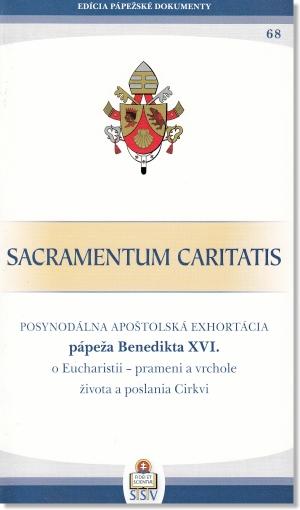 Sacramentum caritatis / PD.68