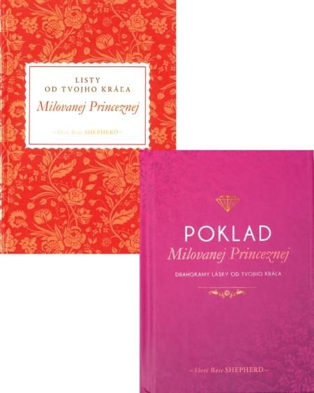 Sada - Milovanej Princeznej + Poklad Milovanej Princeznej
