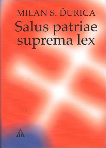 Salus patriae suprema lex