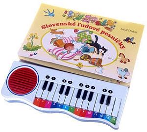 Slovenské ľudové pesničky s klavírom
