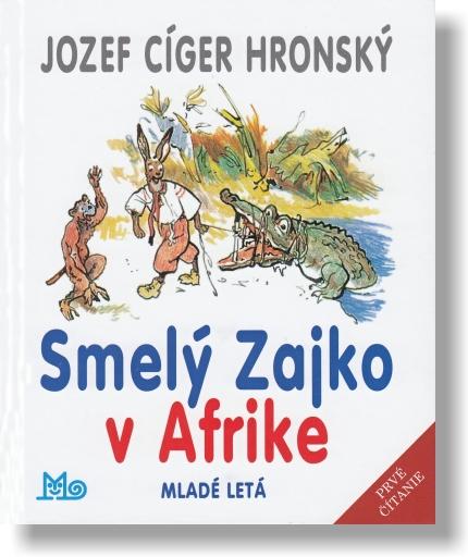 Smelý Zajko v Afrike