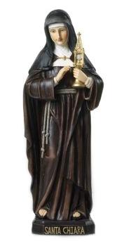 Svätá Klára (0374) - 30 cm