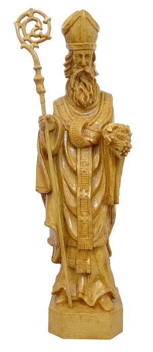Svätý Urban (892D) farba dreva - 50 cm