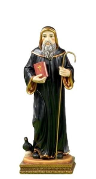 Svätý Benedikt (PB10407) - 21 cm