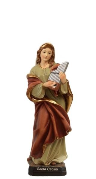 Svätá Cecília (11816) - 15 cm